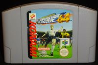 Nintendo 64 (N64): ISS International Superstar Soccer 64 - Cart Only